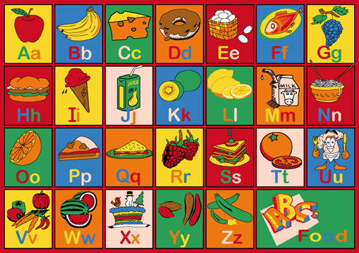 1000 Images About Alphabet Charts That Make The Abc S